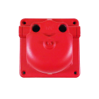 Faraday 3460 24v Red Bell Mechanism