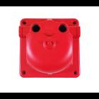 Faraday 4060 24v Red Bell Mechanism