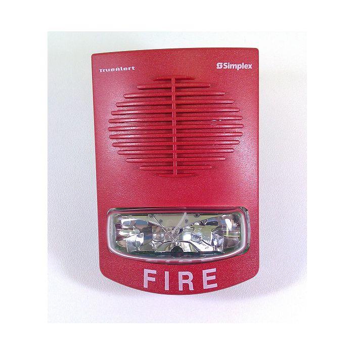 Simplex 4906-9151 TrueAlert Fire Alarm Speaker Strobe