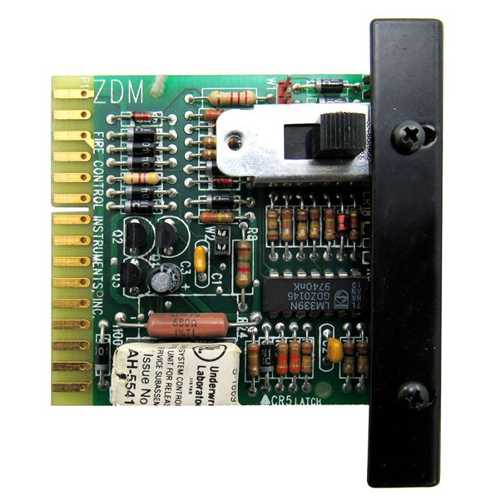 ZDM01 Input Zone Card For FCI Fire Alarm Panel