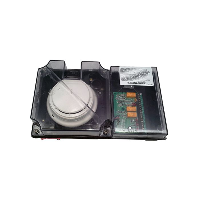 Simplex 4098 9686 True Alarm Duct Smoke Detector
