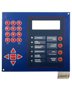 Notifier AFP-200 Keypad Only