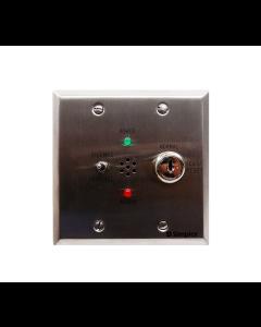 Simplex 4098-9842 Remote Duct Detector Control Station (Default)