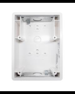 Wheelock E50SSB-W Surface Backbox For E50 Speaker/Strobe