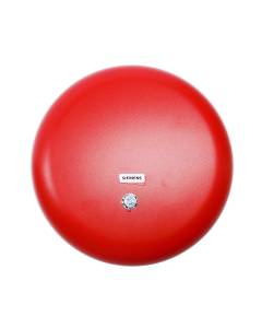 Pyrotronics MBDC-10-C 10 inch Red Bell
