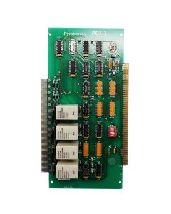 Siemens Pyrotronics POX-1