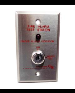 Edwards EST 6262B-001 Fire Alarm Test Station
