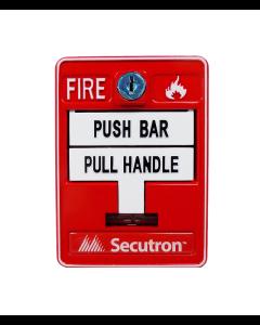 Secutron MRM-710IDU Dual Action Manual Pull Station