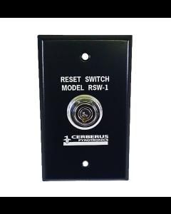 Cerberus Pyrotronics RSW-1 Reset Switch