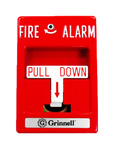 SIMPLEX / GRINNELL RMS-1T ADDRESSABLE MANUAL PULL STATION
