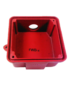 Cerberus Pyrotronics FWB-2 Weatherproof Box