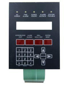 Fire-Lite MS-9200 Keypad