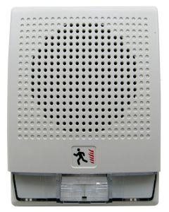 Edwards EST G4HFWF-S7VMC Genesis Wall Mount Speaker Strobe (White)