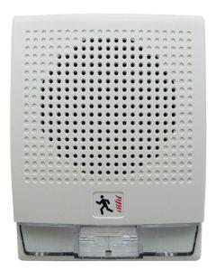 Edwards EST G4HFWN-S2VMC Wall Mount Speaker Strobe (White)