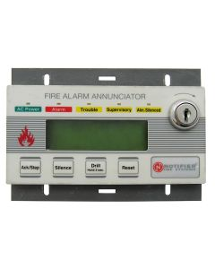 Notifier FDU-80 Annunciator (frame not included)