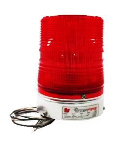 Federal Signal 131ST-120R Starfire Strobe Warning Light