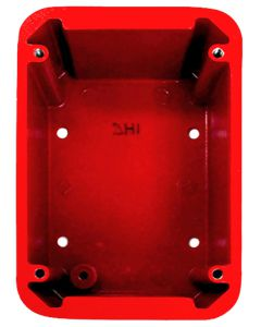 Wheelock MPS-WP Weatherproof Backbox with Gasket Assembly