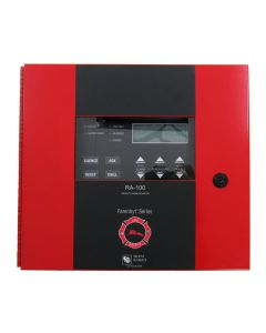 Silent Knight RA-100R Remote Annunciator (Red)