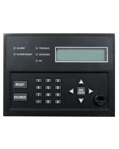 SILENT KNIGHT SK-5208 DISPLAY WITH LOCK
