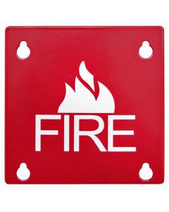Space Age SSU00460 FP4 Square Fire Cover Plate (Pack of 10)