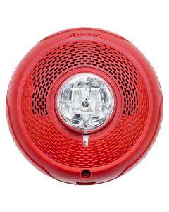 System Sensor SPSCRL Ceiling Mount Speaker Strobe (Default)