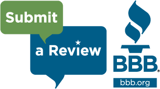 Submit a review at BBB