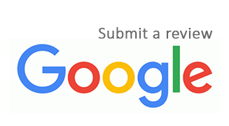 Submit a review at Google